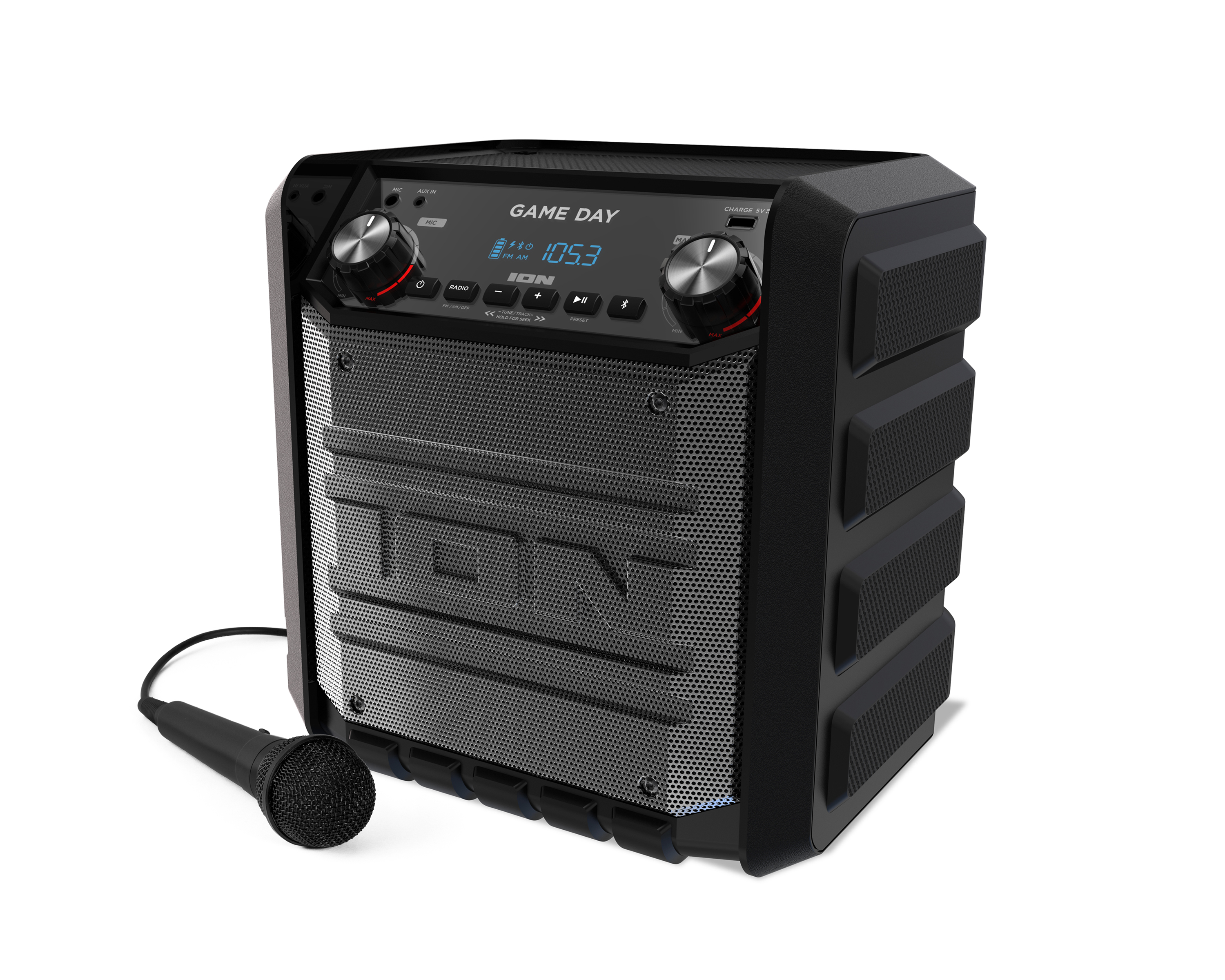 ION Audio Game Day Bluetooth Speaker New